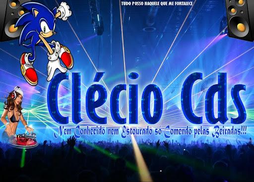 CLÉCIO CDs