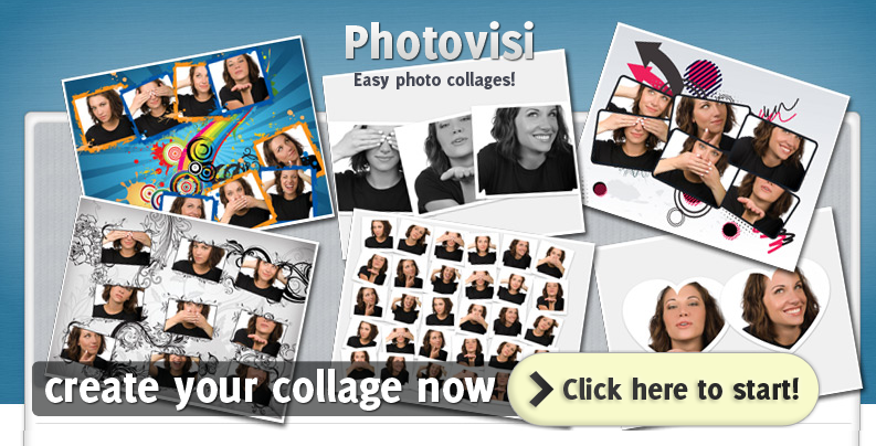 Photovisi : Create Collage Online with Effects - Tech Guru