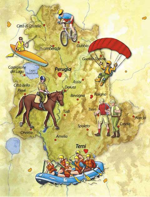 informazioni Umbria