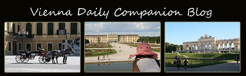 Vienna Daily Companion blog