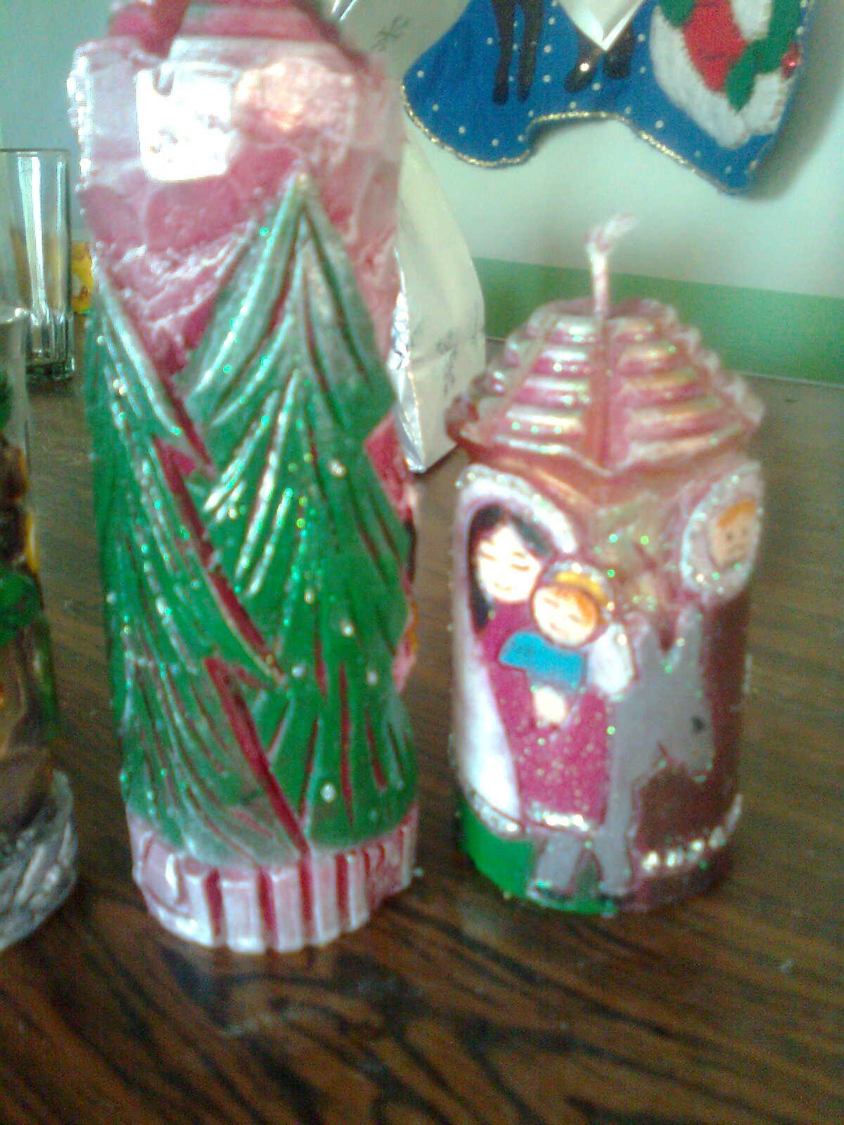 Escuela artesanal sara emilia gonz lez velas talladas - Velas talladas ...