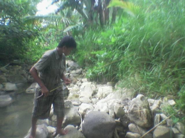 Sungai di Wadaslintang