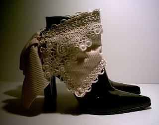 Steampunk Gaiters