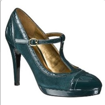 Merona Collection Reta Platform Pumps