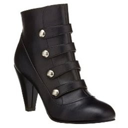 Xhilaration Kamaria Ankle Boots Black