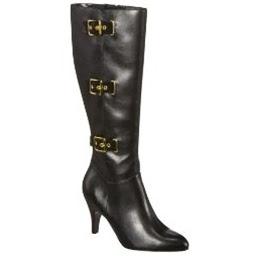 Merona Rowena Tall Buckle Boots