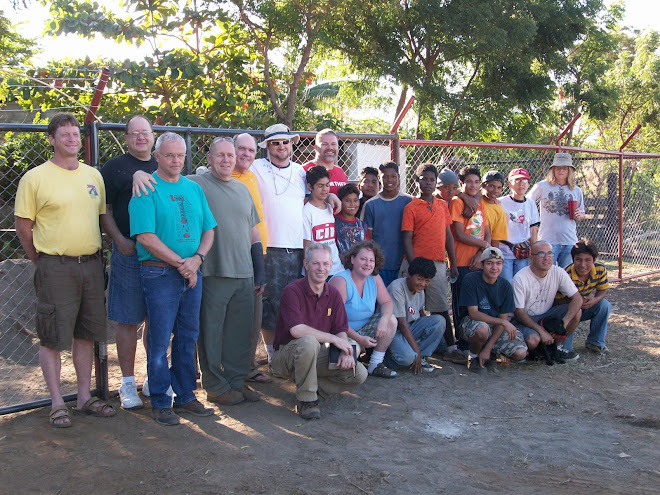 Los Cedros Mission Trip