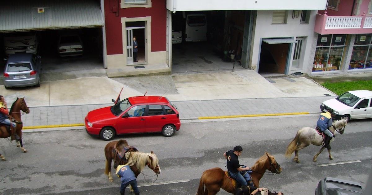 Resultado de imagen de ruta caballos a pontenova