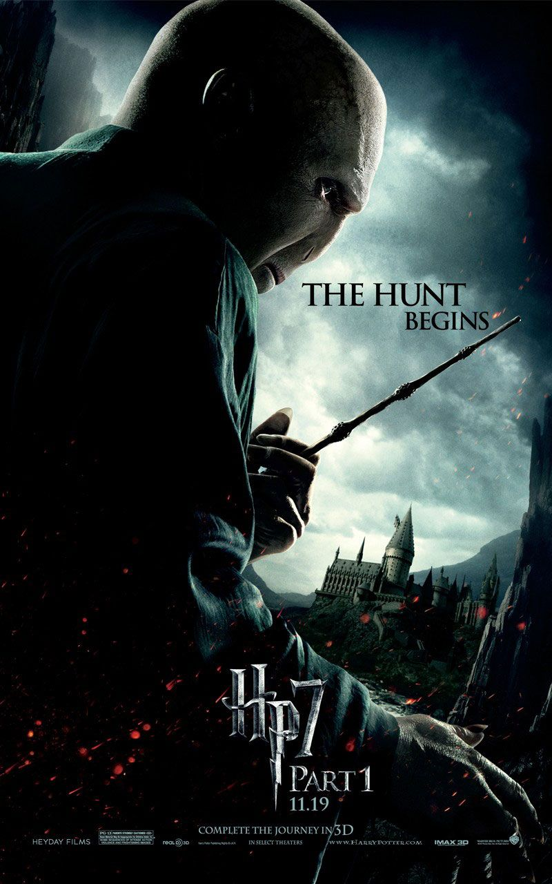 Harry Potter and the Deathly hallows part 1 (2010) 720p & 1080p BrRip - YIFY [MEGA]