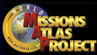 Missions Atlas Project