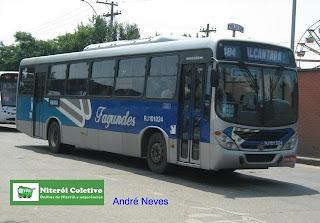 GTABUS BR: CAIO Milenium de Viação Fagundes