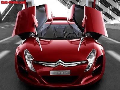 Citroen Sports Car wallpaper