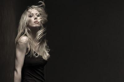 Blonde Model, beauty female model, blonde babe