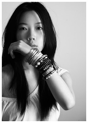 Black and White Female Photography, Chinese Black and White Female Photography