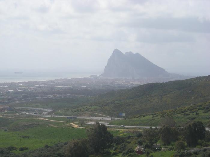 Gibraltar, el dichoso peñón