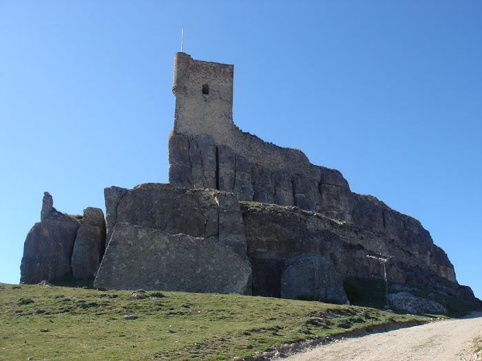 Atienza, la torre de su castillo