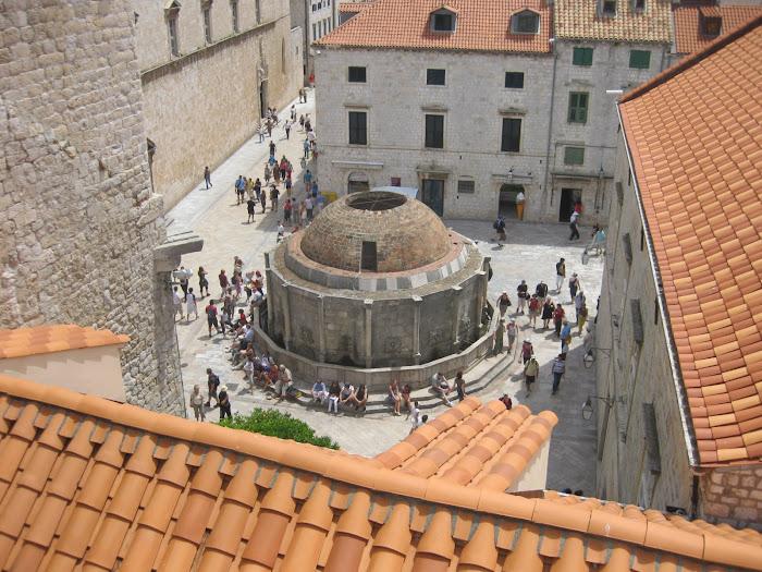 Dubrovnik, la fuente de Onofrio