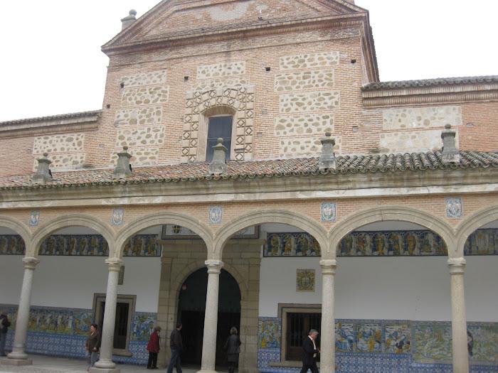 Talavera de la Reina, basílica del Prado
