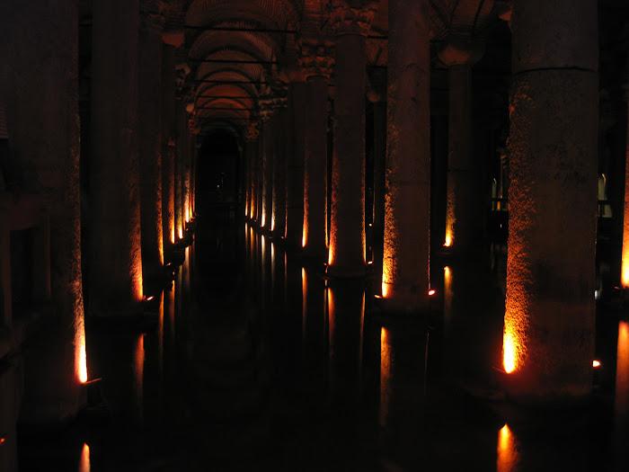 Estambul, la Cisterna