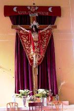 Milagroso Señor de Chaucayán, Patrón de Cajacay, Bolognesi Ancash -Perú