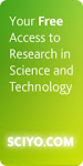 Sciyo - Livros, Periódicos e Videos de Acesso Livre em Ciências e Tecnologia