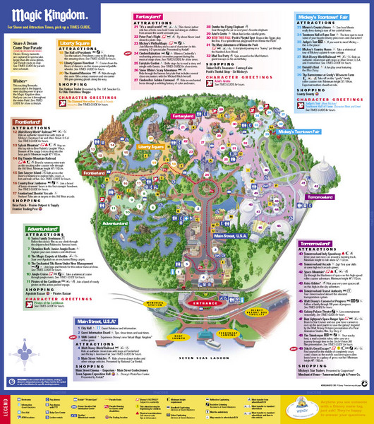 walt disney world map of resorts. Disney World Resorts in