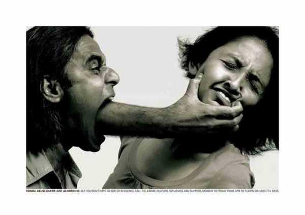 Maltrato hacia la mujer [Imagenes & Videos que duelen]