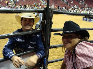Luke synder and myself he s a great rider and overall just a nice guy