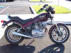 Yamaha Maxim 400