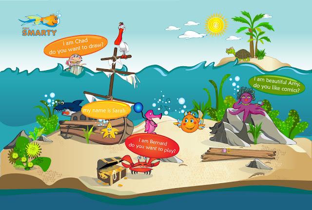Fish Smarty - because we make kids smarter