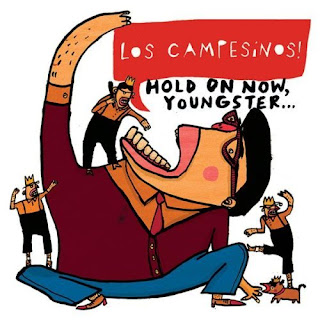 Los Campesinos! - Hold On Now, Youngster...