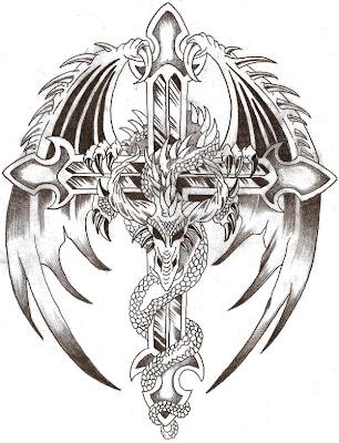 Tattoos of Crosses