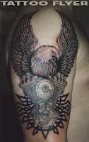 Harley Davidson Tattoo Ideas