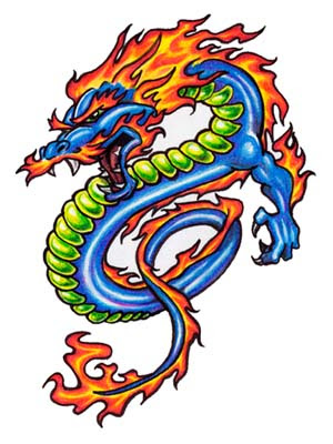 Dragon Tattoo on Japanese Tattoos  Japanese Dragon Tattoo