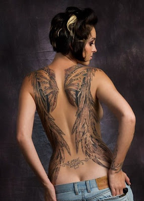 Wings Tattoo Picture