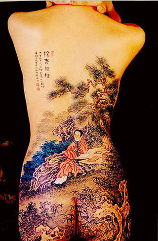 The Evolution of Japanese Tattoo Art Early History