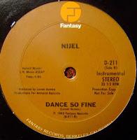 Nijel Dance So Fine