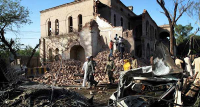 Peshawar Bombings