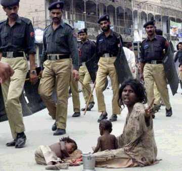 Poverty of Pakistan