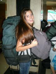 Backpacking through China