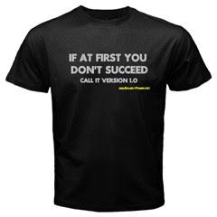call it version 1.0 t-shirt