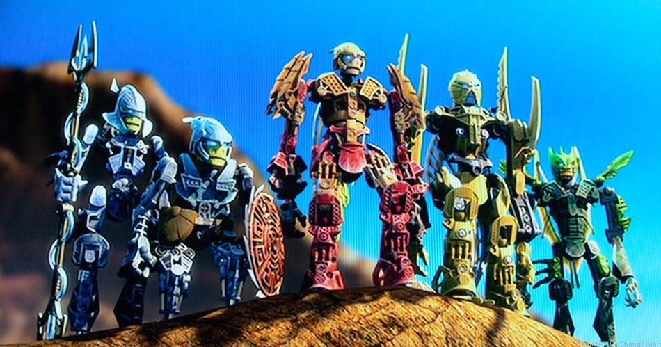 bionicle movie the legend reborn