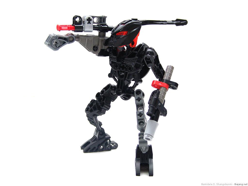 lego bionicle moc taroah
