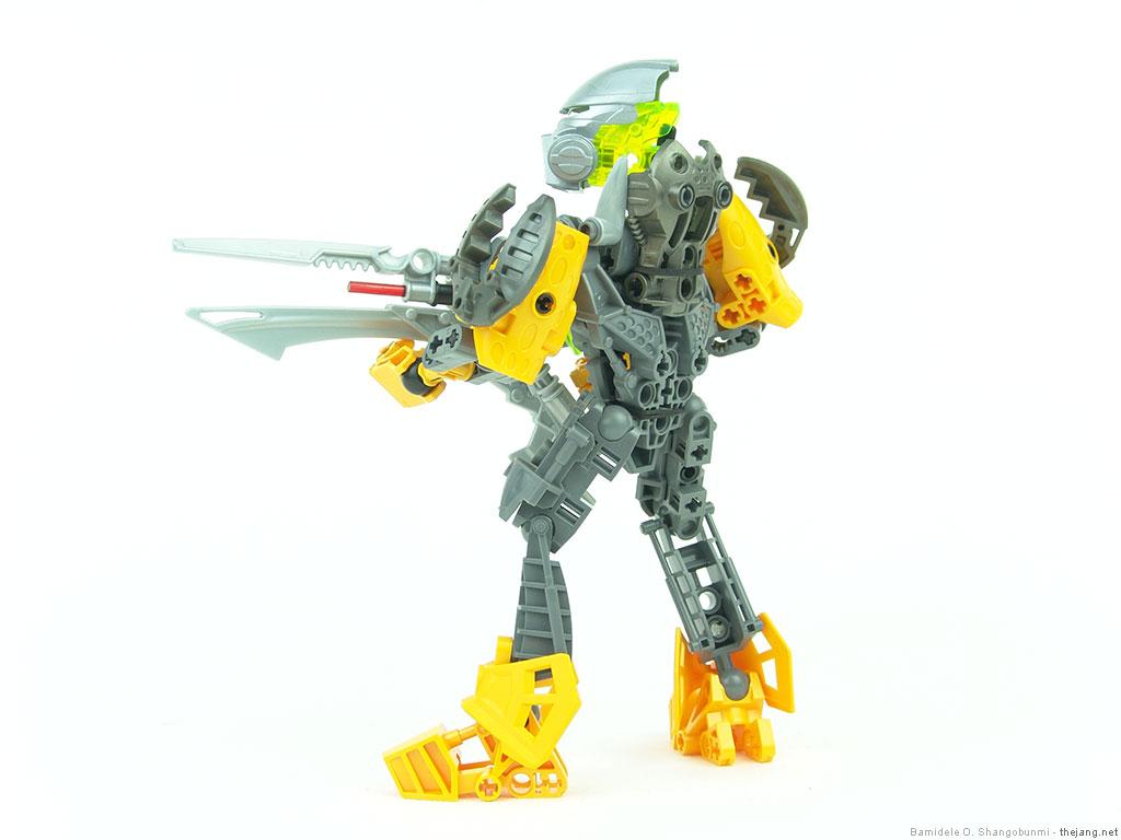 lego hero factory moc tylus