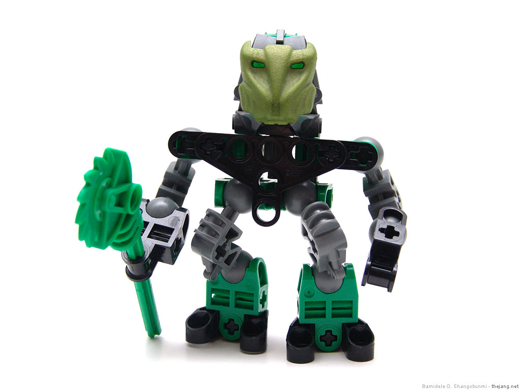 Bionicle MOC - CCBS Tarakava by DerpyDemon on DeviantArt