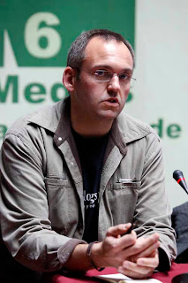 Javier Pedreira, Wicho, de Microsiervos
