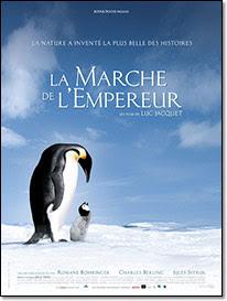 La marche de l'empereur: manchots, la banquise, Antarctique