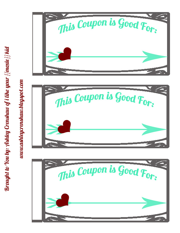 I Like Your {{Moxie}} Kid: Free Valentine'S Day Printable And Diy