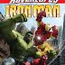 ¿Se imaginan una película con el Hombre Araña, Iron Man y Hulk?