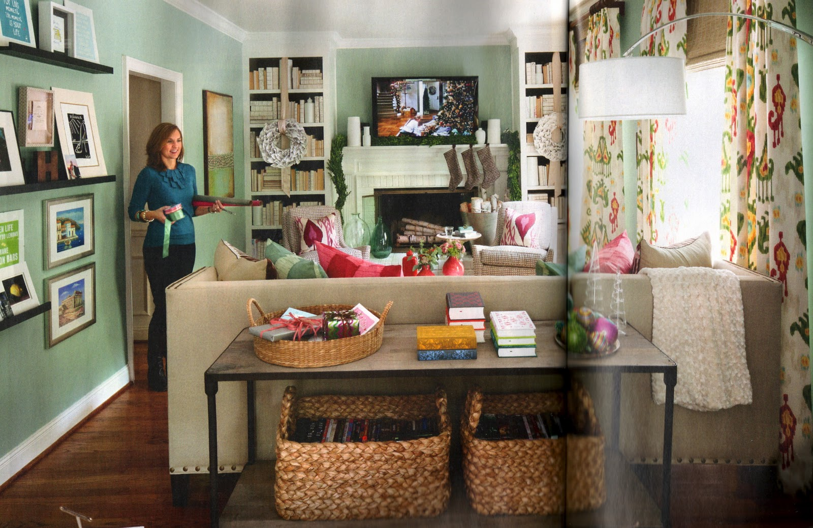 splendid sass southern living designer at home in birmingham